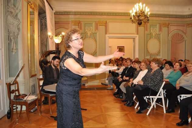 Jesienny podwieczorek z muzyką w Pałacu Mieroszewskich - fot. mat.pras.