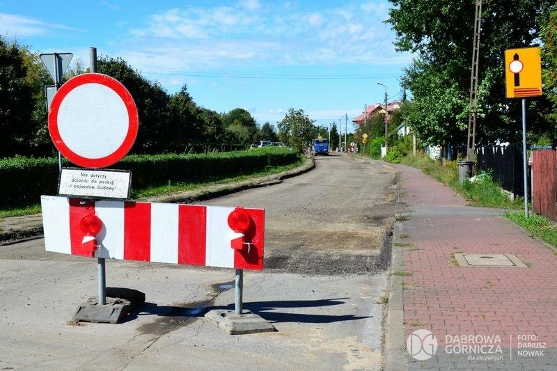 Zamykają ulice - fot. Dariusz Nowak