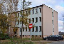 Budynek przy ul. Hetmańskiej zostanie przekazany Komendzie Miejskiej Policji w Dąbrowie Górniczej - fot. Dariusz Nowak