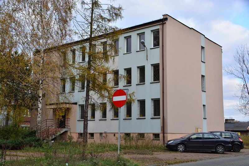 Budynek przy ul. Hetmańskiej - fot. Dariusz Nowak