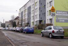 Ulica Zamenhofa w Sosnowcu - fot. MC