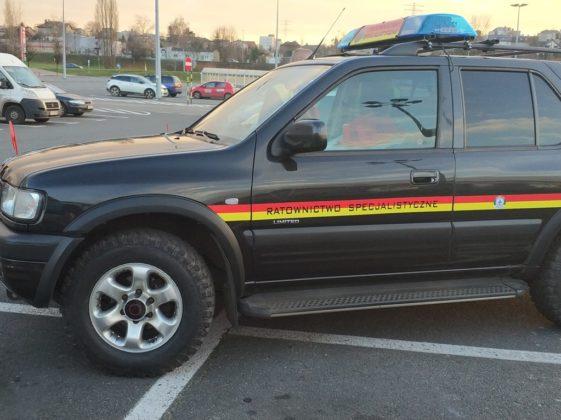 Bezpieczny – widoczny na drogach Sosnowca - fot. MC