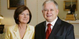 Maria i Lech Kaczyńscy - fot. prezydent.pl