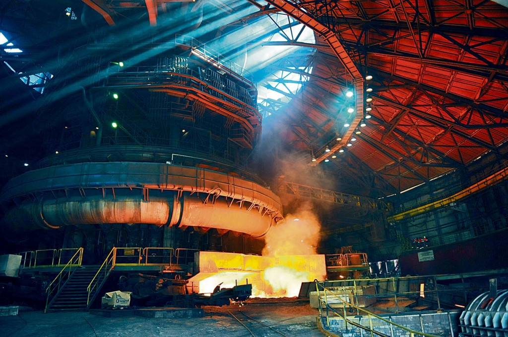 ArcelorMittal Poland - fot arch. TZ
