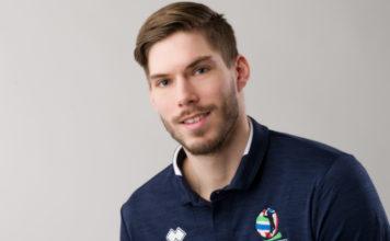 Jan Klobucar nowym przyjmującym MKS-u Będzin – fot. Wojtek Borkowski