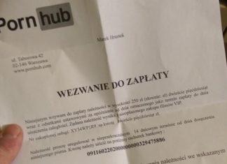 Pismo do zapłaty - fot. facebook.com/JaworznoPL