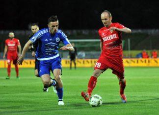 Martin Pribula przedłużył kontrakt z Zagłębiem Sosnowiec - fot. zaglebie.eu