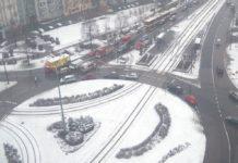 Wypadek rondo Gierka - fot. Agnieszka Amiławska