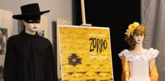 Zorro - fot. mat. pras.