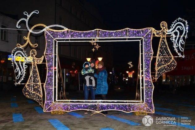 Jarmark świąteczny w Dąbrowie Górniczej - fot. UM Dąbrowa Górnicza/Dariusz Nowak