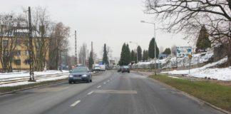 Ulica Andersa w Sosnowcu - fot. UM Sosnowiec