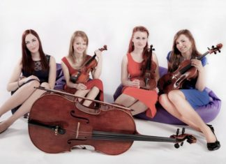 Crystal String Quartet - fot. mat.pras.