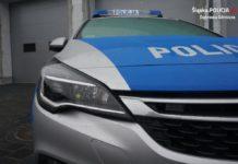Policja - fot. KMP Dąbrowa Górnicza