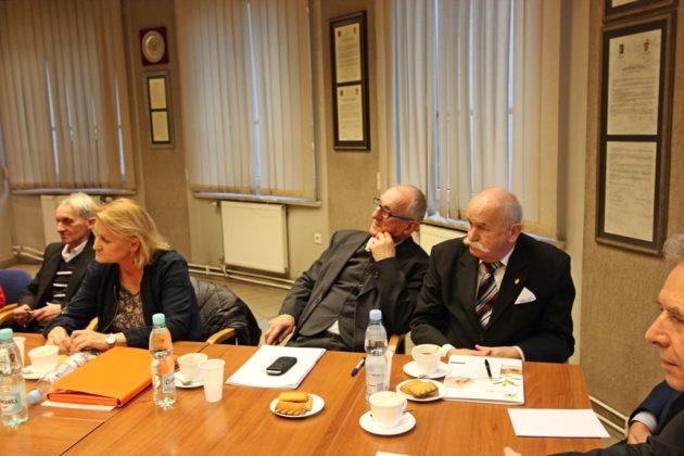 Zaprzysiężenie Rady Seniorów w Sosnowcu - fot. AR