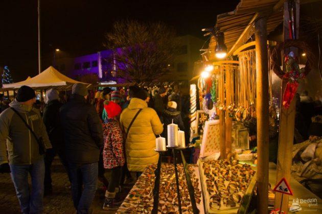 Jarmark świąteczny w Będzinie - fot. UM Będzin