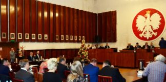 Sesja Rady Miasta w Będzinie - fot.UM Będzin
