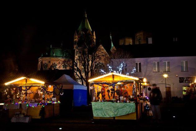Jarmark świąteczny w Czeladzi - fot. UM Czeladź
