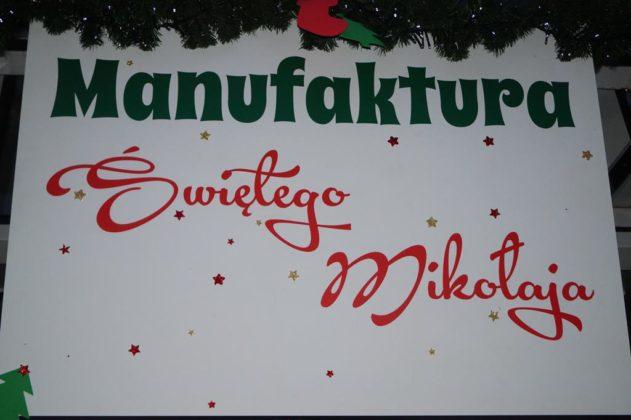 Manufaktura świętego Mikołaja - fot. MC