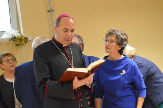 Otwarcie hospicjum w Sosnowcu – fot. MZ