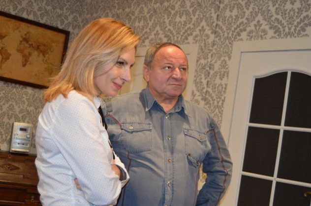 """""""Pomoc domowa"""" w Teatrze Zagłębia – fot. MZ"""