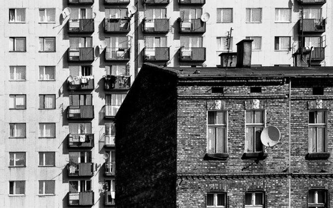 Sosnowiec w architekturze - fot. Wojciech Skórka