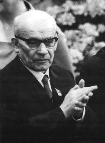 Władysław Gomułka - fot. Wikipedia
