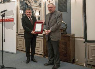 Zbigniew Podraza i Jacek Majchrowski - fot. mat.pras.
