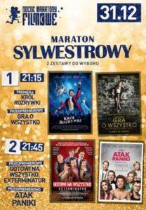 Maraton Sylwestrowy w kinie Helios - fot. mat.pras.