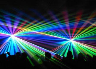 Pokaz laserowy - fot. Pixabay