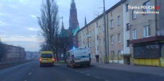 Areszt dla podejrzanego o śmiertelne ugodzenie nożem - fot. KMP w Dąbrowie Górniczej