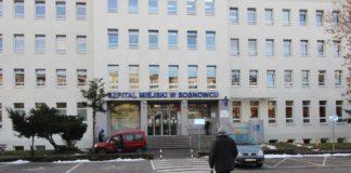 Sosnowiecki Szpital Miejski - fot.AR
