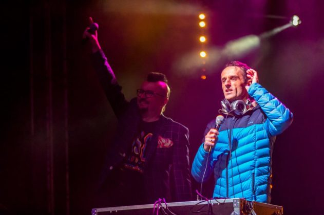 Sylwester 2017 w Sosnowcu - fot. Maciej Łydek/UM Sosnowiec