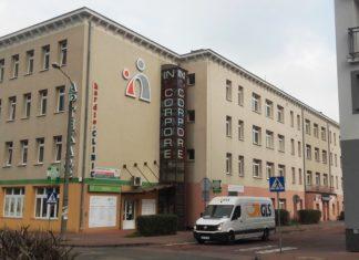 Budynek przy ul. Skibińskiego w Dąbrowie Górniczej - fot.AR