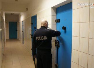 Zatrzymany - fot. KPP Będzin