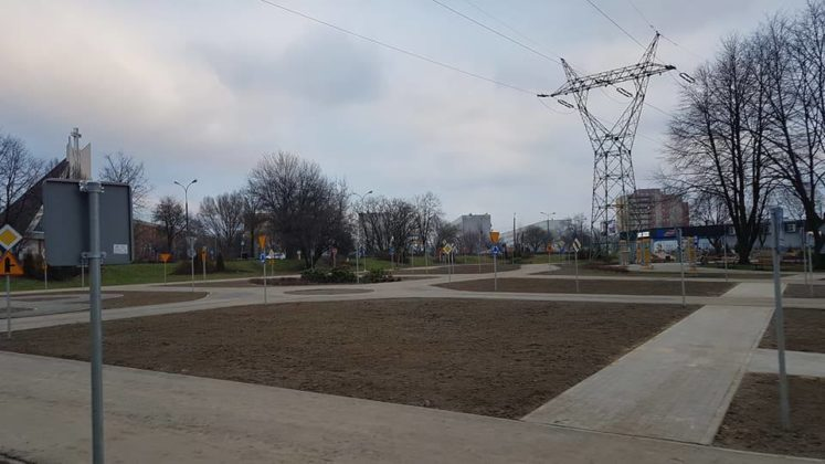 Miasteczko ruchu drogowego w Dąbrowie Górniczej - fot. Grzegorz Przewieźlik