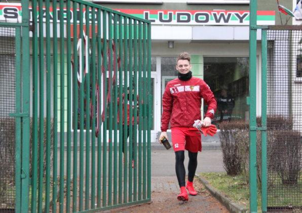 Pierwszy trening Zagłębia Sosnowiec – fot. Gracjan Labus/zaglebie.eu