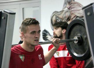 Trening Zagłębia Sosnowiec - fot. zaglebie.eu