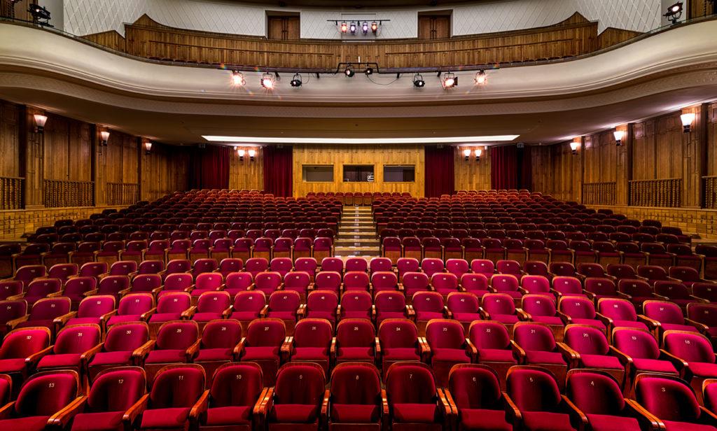Pałac Kultury Zagłębia - fot. Wikipedia