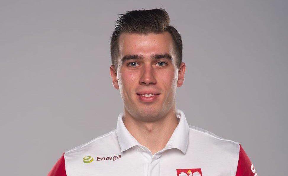 Arnold Zdebiak - fot. UM Dąbrowa Górnicza