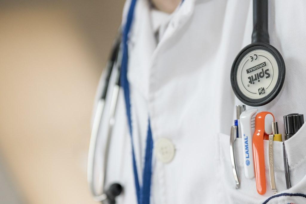 Lekarz - fot. Pixabay