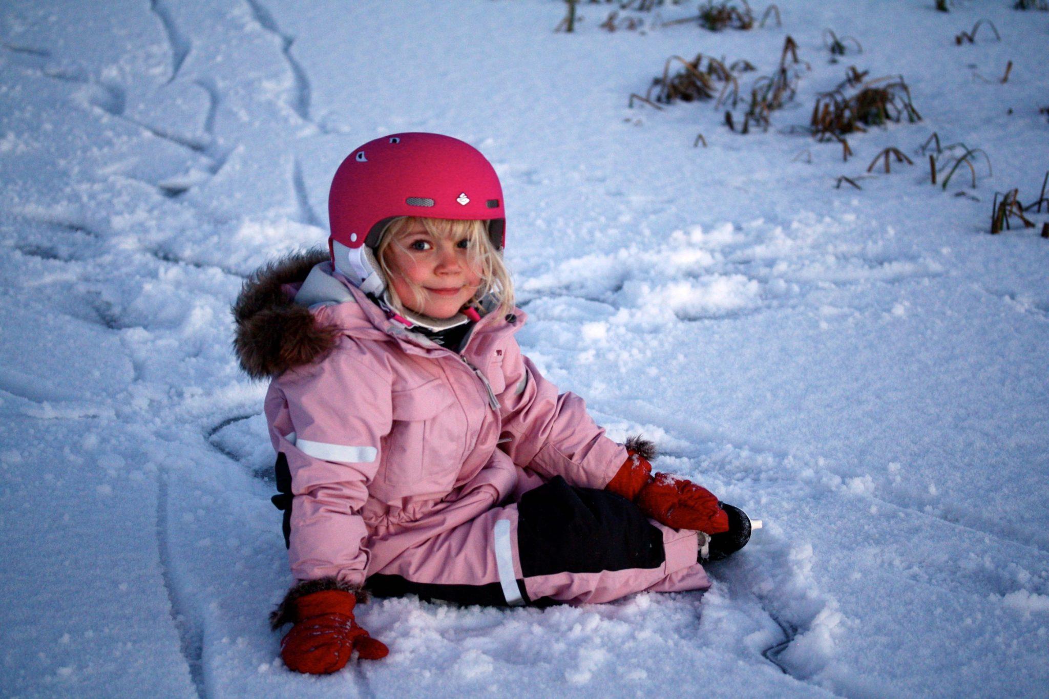 Dzieci, zima - fot. Pixabay