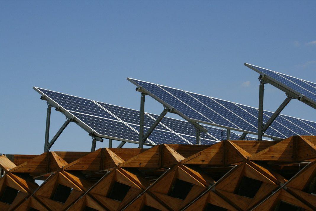 Panel słoneczny - fot. Pixabay