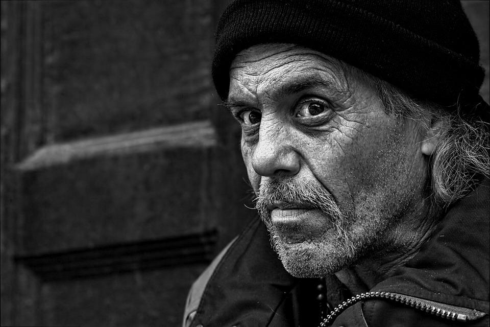 Bezdomni - fot. Pixabay