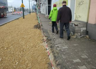 Remont ulicy 3 Maja - fot. mat. pras.