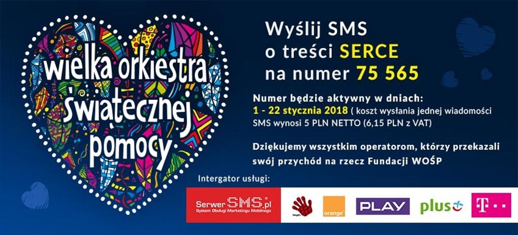 WOŚP 2018 - fot. mat. pras.