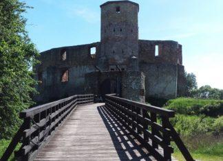 Zamek w Siewierzu - fot. AR