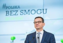 Premier Mateusz Morawiecki - fot. W. Kompała / KPRM