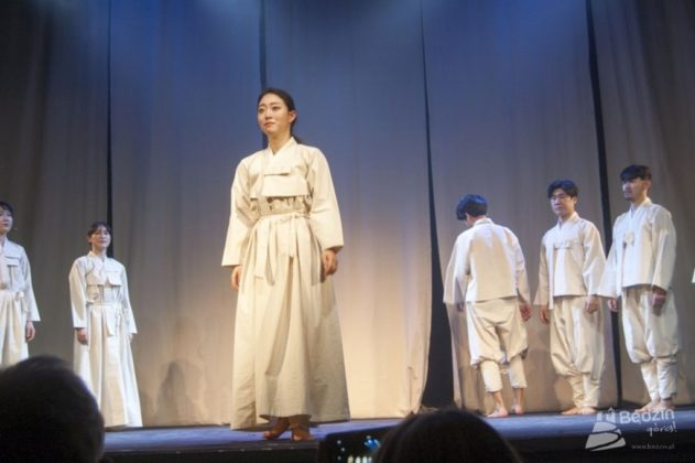 Cho-Hon – spektakl gościnny z Seulu – fot. UM Będzin
