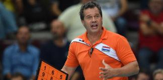 Gido Vermeulen trenerem MKS-u Będzin – fot. MKS Będzin