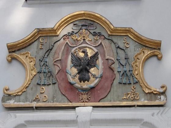 Herb Księstwa Siewierskiego - fot. Wikipedia